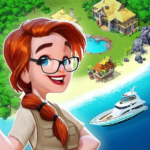Lost Island: Blast Adventure - APK MOD RACK- Dinheiro Infinito