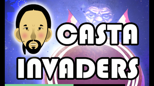 Pablo Iglesias: Casta Invaders