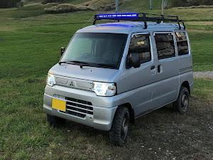 ミニキャブバン  なんちゃって4WD仕様のカスタム事例画像 aki(大阪)さんの2019年10月29日21:34の投稿