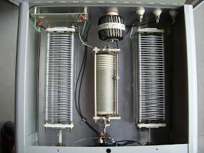 Photo: Interior of the Maxi-Tuner