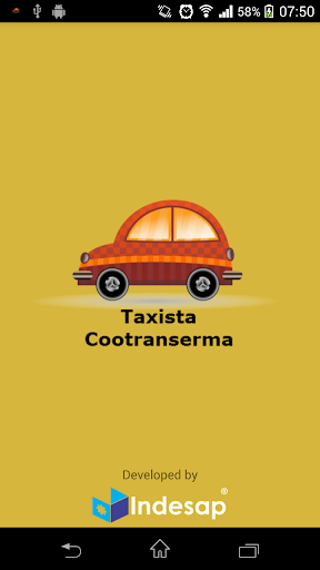 Taxista Cootranserma