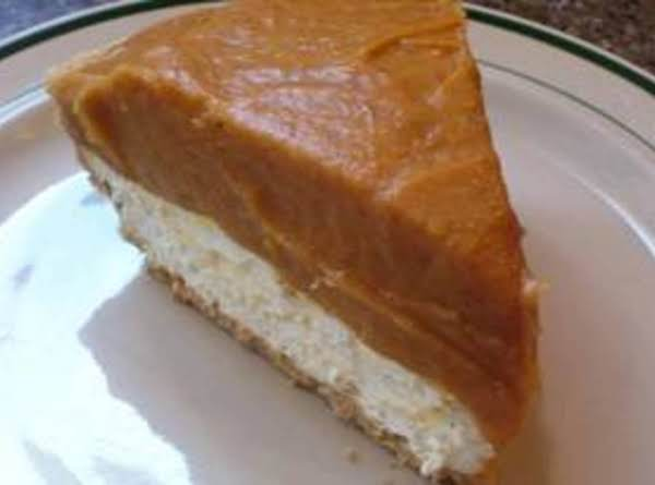 Double-layer Pumpkin Pie Recipe