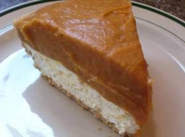 Double-layer Pumpkin Pie