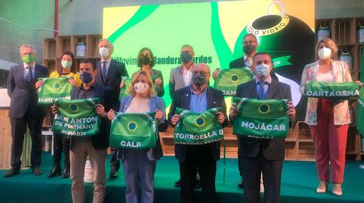 Almería y Mojácar, únicas premiadas en Andalucía por su conciencia sostenible