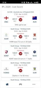 IPL 2020 – IPL WATCH LIVE & Cricket Live Score 1