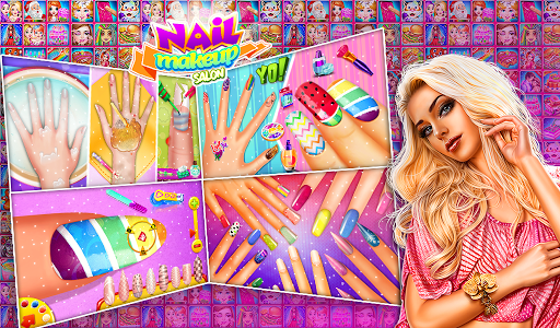 Fashion doll Makeup games : new girls games 2020 apkmr screenshots 7