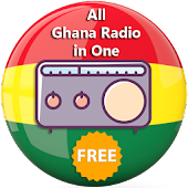 Ghana Radio Stations All FM