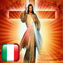 Holy Rosary Mercy in Italian with audio offline icon