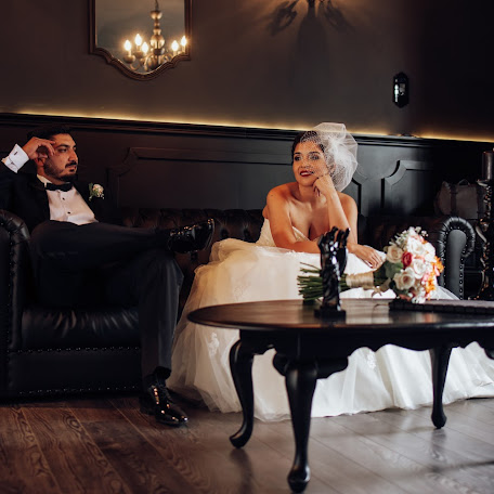 Wedding photographer Rafæl González (rafagonzalez). Photo of 08.02.2018