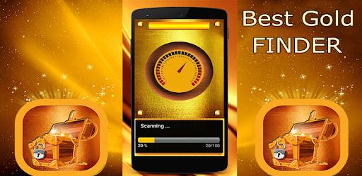 Приложения в Google Play – Gold <b>detector</b> and scanner machine ...