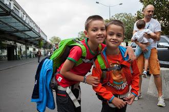 Photo: Gare de Nantes 21 sept 14