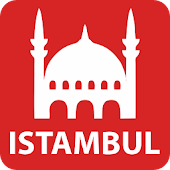 Istanbul Travel Map Guide with Events 2018
