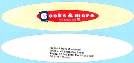 Photo: Books & More