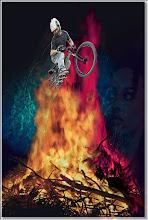 Photo: 2004 06 15 - R 04 05 16 149 w - D 044 - über die Flammen