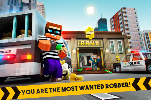 ud83dude94 Robber Race Escape ud83dude94 Police Car Gangster Chase 3.9.4 screenshots 2