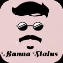 Banna Status In Gujrati 2018 icon