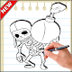 How To Draw Clash Of Clans (app)