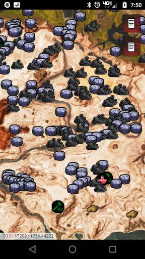 PC u7528 CE Map - Interactive Conan Exiles Map 1