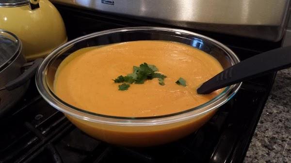 Amazing Butternut Squash Soup Recipe