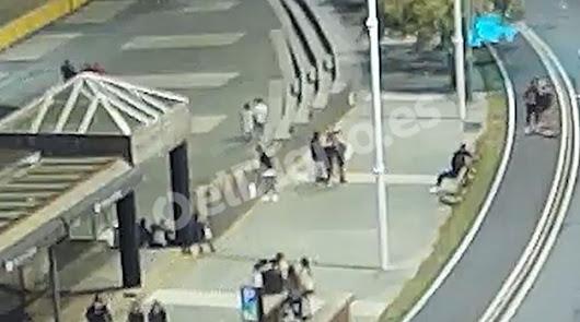 Salen a la luz las imágenes del crimen de Samuel en A Coruña