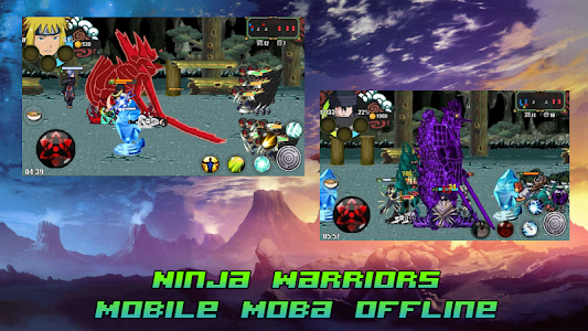download game ninja moba 5v5 mod apk