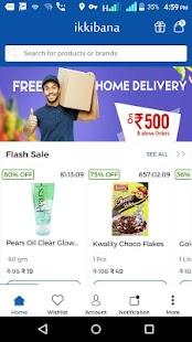 Ikkibana Online Supermarket - náhled