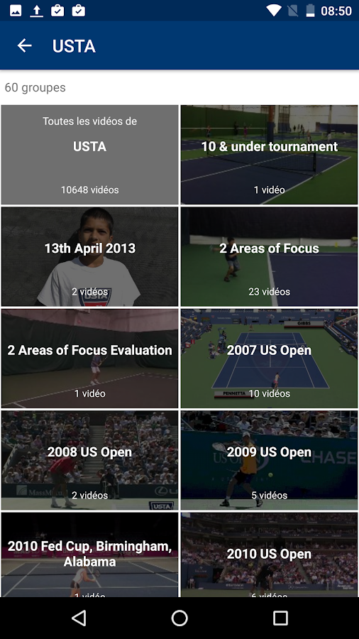 USTA.TV- screenshot