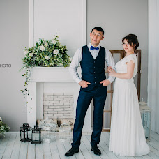 Wedding photographer Anastasiya Safrutina (asy999). Photo of 07.08.2017