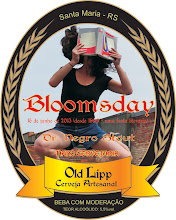 Photo: Dr. Negro Stout is a limited edition of craft beer made in honor of Bloomsday Santa Maria 2013 by the  Old Lipp microbrewery