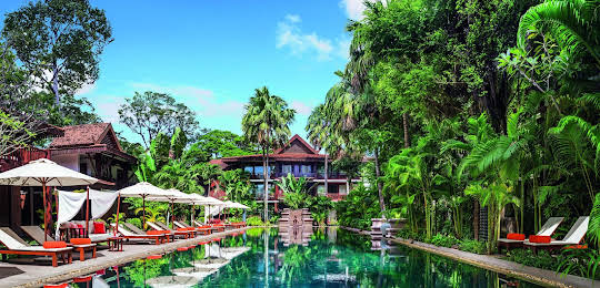 Belmond La Residence d'Angkor Siem Reap