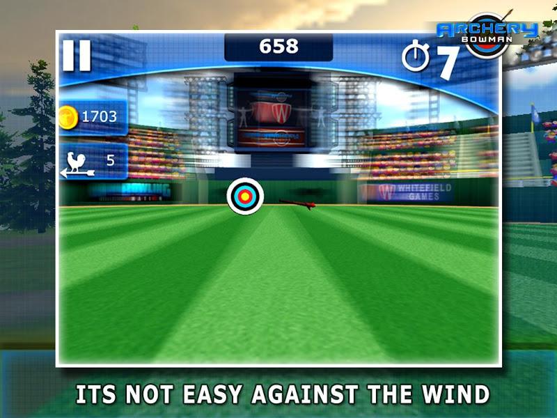 Скриншот Archery 3D - Bowman