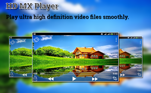MAX Player 2018 - Ultra HD Video Player 2018 - náhled