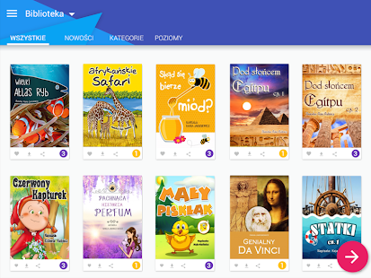 Loloki - library for kids- screenshot thumbnail