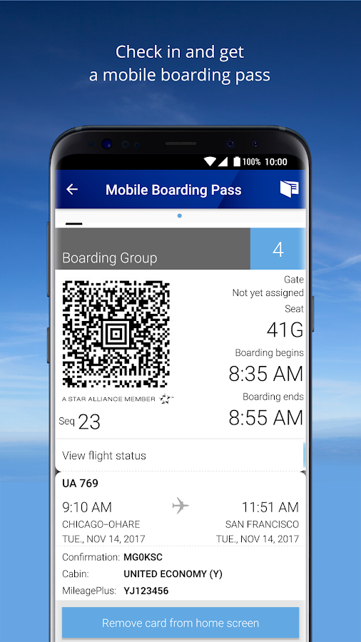united airlines app download | kingcutonke cf
