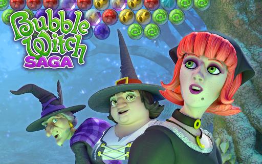 Bubble Witch Saga screenshot 10