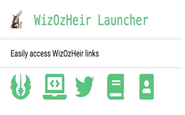 WizOzHeir Launcher
