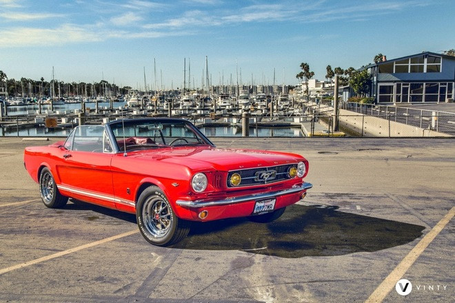 1965 Ford Mustang 289 Hire Nevada