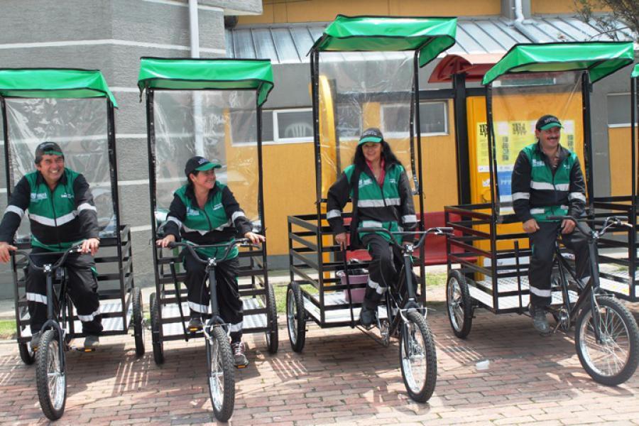 Nuevo esquema de aseo en Bogotá beneficiará a más de 21 mil ...