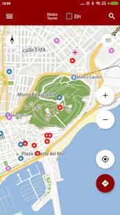 alicante karte Karte von Alicante offline – Apps bei Google Play