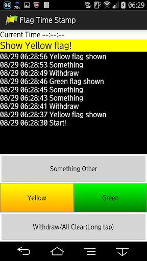 Flag Time Stamp 2.10 Windows u7528 1