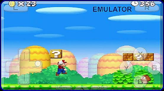 Emu DS Emulator free - náhled