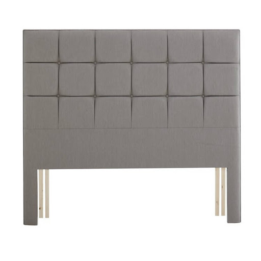 Relyon Deep Buttoned Extra Height Slim Headboard