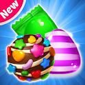 Lollipop Candy 2019: Match 3 Games & Lollipops icon