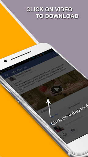 Video Downloader For Facebook 1.2 screenshots 2