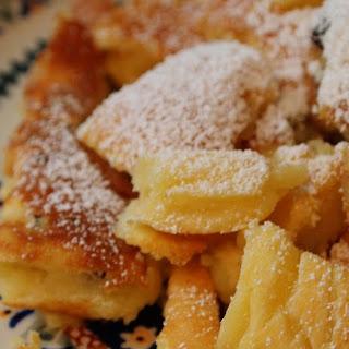 Traditional Rustic Austrian Pancake Recipe