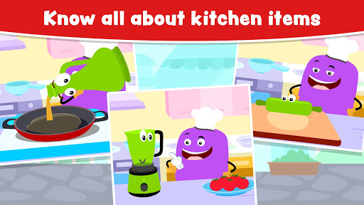 Cooking Games for Kids and Toddlers - Free 2.0 screenshots 11