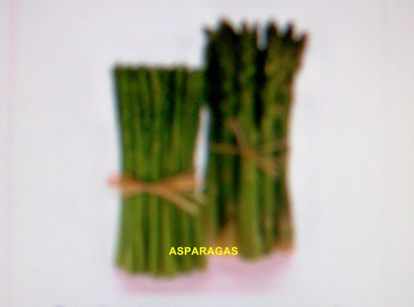 Asparagas With Buttered Pecans By Freda Recipe