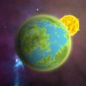 Pocket Galaxy - 3D Gravity Sandbox Space Game Free icon