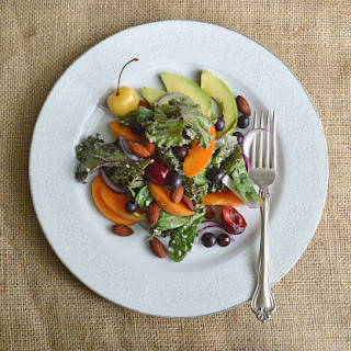A Colorful Summer Salad