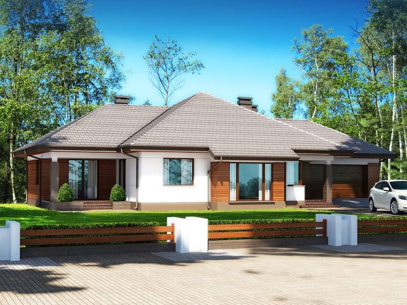 Projekt domu Sułtan N 2G